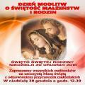 Przewodniczący Rady ds. Rodziny zachęca do odnowienia przyrzeczeń małżeńskich w Niedzielę Świętej Rodziny